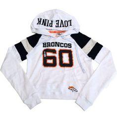 Victoria's Secret Denver Broncos Hoodie