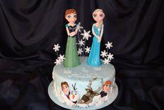 Frozen pentru Alexia