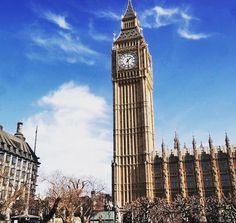 Voir le Big Ben à Londres.