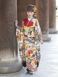 Kimono Furisode/着物 振袖 2016年新作