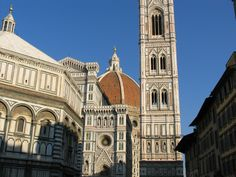 Duomo - Florence - another place I have already been too