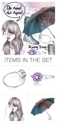 """""""Rainy Day"""" by totwoo ❤ liked on Polyvore featuring art"""