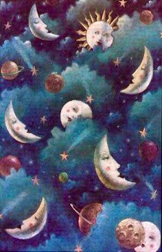 "Good Night!   (no words - ""Moons"")"