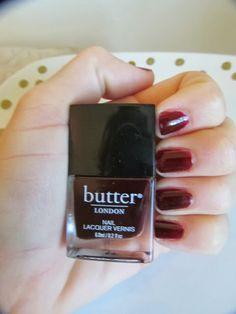 Butter London in La Moss