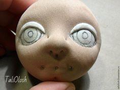 Создание текстильной шарнирной куклы. Часть 7 - Ярмарка Мастеров - ручная работа, handmade