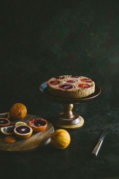 Blood Orange Cake - Souvlaki For The Soul