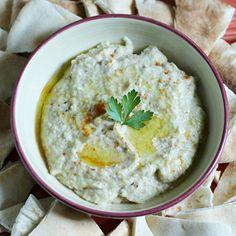 Baba Ganoush: Hummus' Cousin - Dan 330 http://livedan330.com/2015/08/27/baba-ganoush-hummus-cousin/