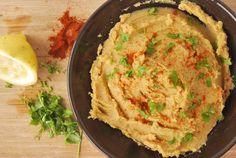 Hummus de Batata Doce e Grão