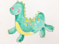 Questo E Dino Il Protagonista Di Un Laboratorio Sui 5 Sensi Per Bambini Dai 12 Ai