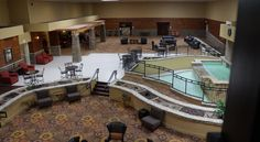Radisson Hotel Fort Worth South Fort Worth This Fort Worth hotel features an indoor pool, hot tub, and rooms with free Wi-Fi.  It is 6 miles from shopping, dining, and live entertainment in the historic Fort Worth Stockyards district.