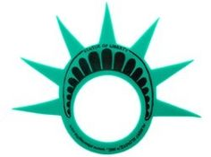 Statue of Liberty Crowns  Just $2.99!  Popular at New York City theme parties! Our foam Statue of Liberty Crown pack SAVES you money so you can add more items to your party!  Perfect New York souvenirs.  Adding Statue of Liberty visors to your party or event makes a fun and entertaining New York party.