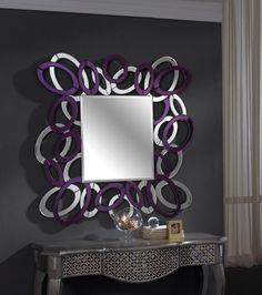 Espejos Originales de cristal CANTERBURY. Decoracion Beltran, tu tienda online en espejos de cristal. www.decoracionbeltran.com