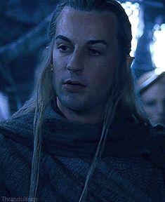 Lord of the Rings // Haldir [Gif]