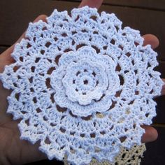 Lot of 12 pcs Hand crochet doilies by LynnLakeWorkshop on Etsy