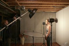Fashion Photography Lighting Workshop 002 - Hooton Images