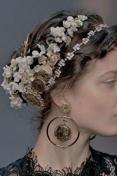 """myfavoritefashionthings:  """""""" Dolce & Gabbana Spring 2014  """" """""""