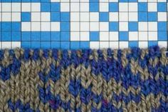 Learn It: Double-Knitting Colorwork - Knitting Daily