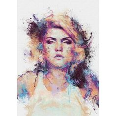 Rush Rush (Blondie) By Daniel Mernagh: Category: Art Currency: GBP Price: Retail Price: Daniel Mernagh finds inspiration… Retail Price, Watercolor Tattoo, Contemporary Art, Inspiration, Biblical Inspiration, Contemporary Artwork, Temp Tattoo, Modern Art, Motivation