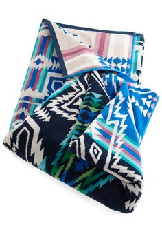 Pendleton Daydream Achiever Towel. Build castles in the sky as you relax on this dreamy, oversized Pendleton towel! #multi #modcloth