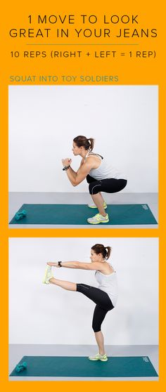 Try this easy workout plan: 4 moves to a great butt