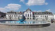 Výsledok vyhľadávania obrázkov pre dopyt prezidentský palác Bratislava Bratislava, Nasa, Mansions, House Styles, Home, Decor, Decoration, House, Villas