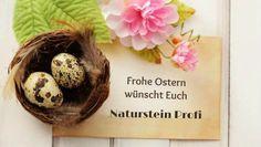 Allen Kunden, Freunden, Familie und allen anderen wünschen wir Frohe Ostern und schöne Feiertage!   http://www.naturstein-profi.com/