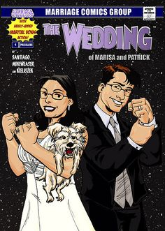 Comic program cover by mrsshotglass314, via Flickr