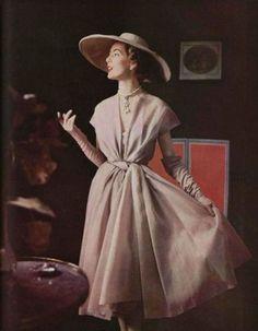Madeleine De Rauch Gown - 1952