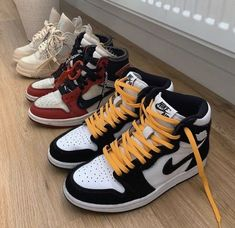 Jordan Shoes Girls, Girls Shoes, Cute Sneakers, Sneakers Nike, Swag Shoes, Converse, Nike Air Shoes, Aesthetic Shoes, Hype Shoes