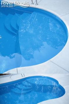 Everything you need to know about tanning ledges, baja shelves, and sun shelves in swimming pools #ingroundpools #swimmingpools #home