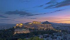 Greece Vacation with Airfare from – Athens, Mykonos, and Santorini. Mykonos Beach Hotel, Beach Hotels, Athens City, Athens Greece, Greece Vacation, Greece Travel, Las Vegas, Underground Tour, Mountain Bike Tour