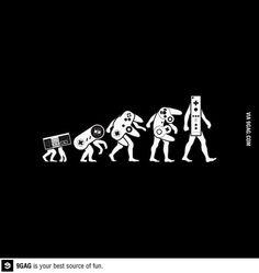 Evolution of Nintendo