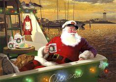 Gallery.ru / Фото #6 - Tom Newsom Santas - MontanaBY
