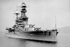 Revenge Class HMS Royal Oak.