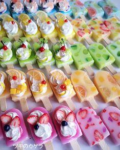 Miniature, Ice-Creams. ❤
