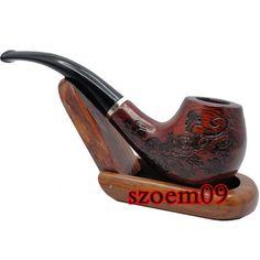 Folding Wooden Pocket Tobacco Pipe Stand Holder New | eBay