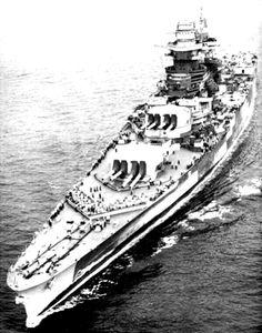 MarineNationale battleship Richelieu