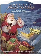 2004, Waffle House Coca Cola Santa