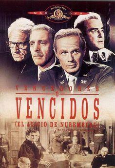 Vencedores o vencidos (el Juicio de Nuremberg) [Vídeo] = Judgement at Nuremberg / producida y dirigida por Stanley Kramer. - [Madrid] : MGM Home Entertainment, 2004