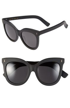 Totally feeling these wayfarer, cat eye, oversized sunglasses http://rstyle.me/~2SGTm