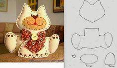 Art avec QUIANE - Paps, Moules, EVA, feutre, coutures, Fofuchas 3D: Oreillers