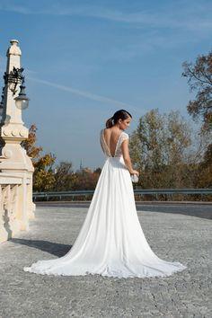 Suknia ślubna Viola Piekut 2015