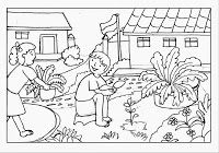 Awesome Photo of Garden Coloring Pages . Garden Coloring Pages Garden Coloring Pages To Print Best Coloring Pages Collection Coloring Pages Nature, Garden Coloring Pages, Family Coloring Pages, Summer Coloring Pages, Coloring Pages To Print, Free Printable Coloring Pages, Coloring For Kids, Free Coloring, Coloring Books