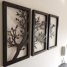 Cuadros Modernos Triptico / Entero 80 X 120 Envio Sin Cargo - $ 1.850,00 en Mercado Libre Wall Decor Crafts, Wall Decor Design, Wall Art Designs, Wood Crafts, Art Decor, Decoration, Outdoor Metal Wall Art, Metal Wall Decor, Wood Wall Art
