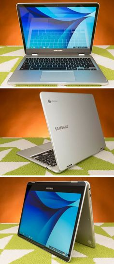 Samsung's Chromebook Plus takes convergence to another level, with a 2-in-1 form factor and the ability to run both Android apps and ChromeOS.