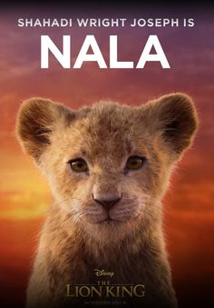 Disney has released The Lion King character posters for the CG remake directed by Jon Favreau, featuring stars like Beyonce and Donald Glover as the voices. Disney Pixar, Simba Disney, Disney Live, Disney Lion King, Disney Movies, Nala Lion King, Simba And Nala, Lion King Movie, Donald Glover