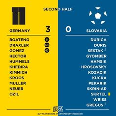 GOAL! GERMANY!  Staking a clan on the cup.  #euro2016 #germany #slovakia
