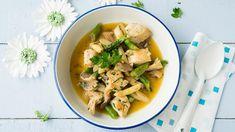 Kippenborst met asperges en oesterzwammen | VTM Koken