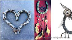 1-Horseshoe crafts