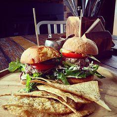 Mini cheeseburgers for lunch!! #rh2027